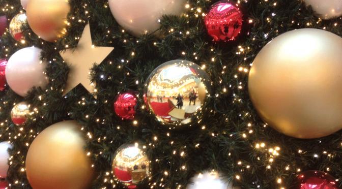 Ein fröhliches Weihnachtsfest…