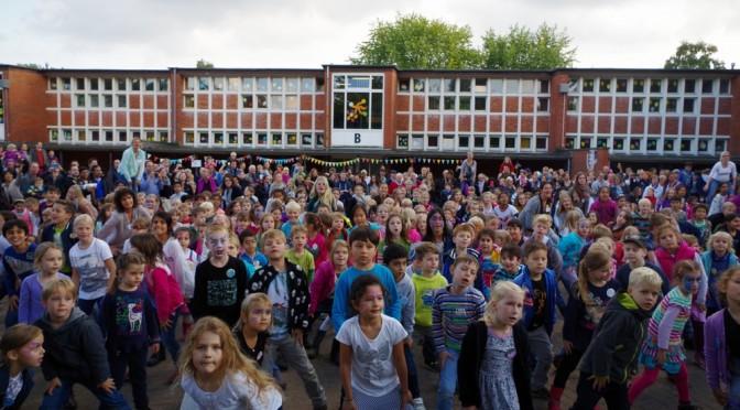 Schule Anna-Susanna-Stieg feierte 60-jähriges Jubiläum