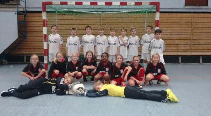 Grundschulmeisterschaft im Futsal 2016